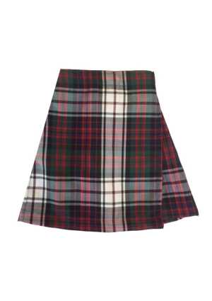Westminster Christian Sch. Junior Skort Tartan
