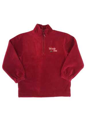 Westminster Christian Sch. Fleece Red